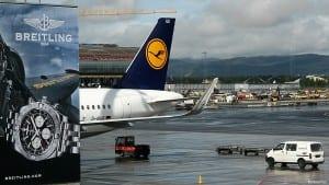 Pilotstreiken vil tirsdag ramme Lufthansa`s kortdistanseruter , mens både -kort - og langdistanse vil bli rammet dagen etter (foto:©otoerres)