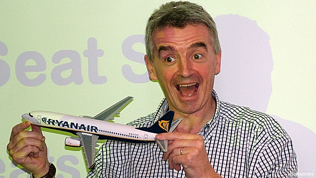 Michael O`Leary - Ryanair