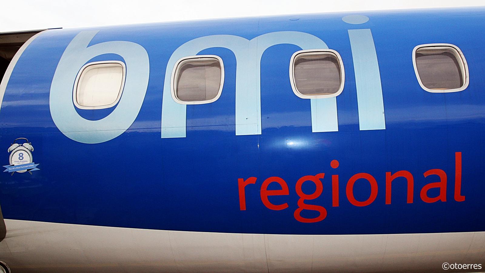 bmi regional - embraer RJ 145 - regionaljetfly