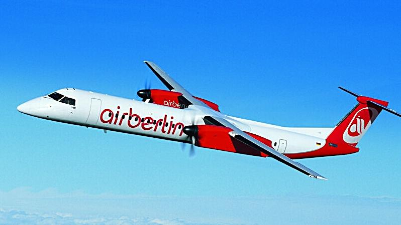 airberlin - Bombardier Q400
