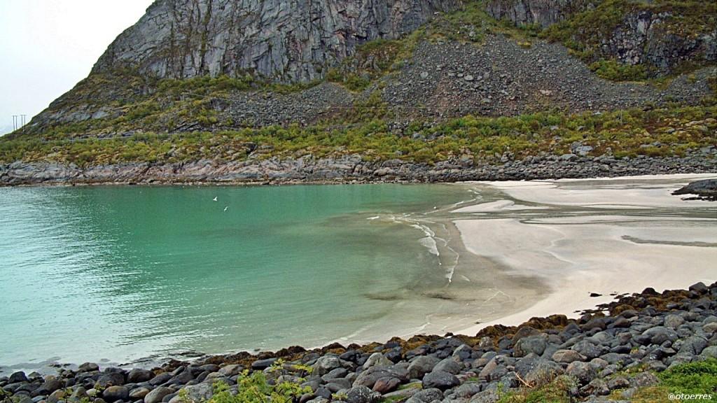 Badestrand i Lofoten - ©otoerres
