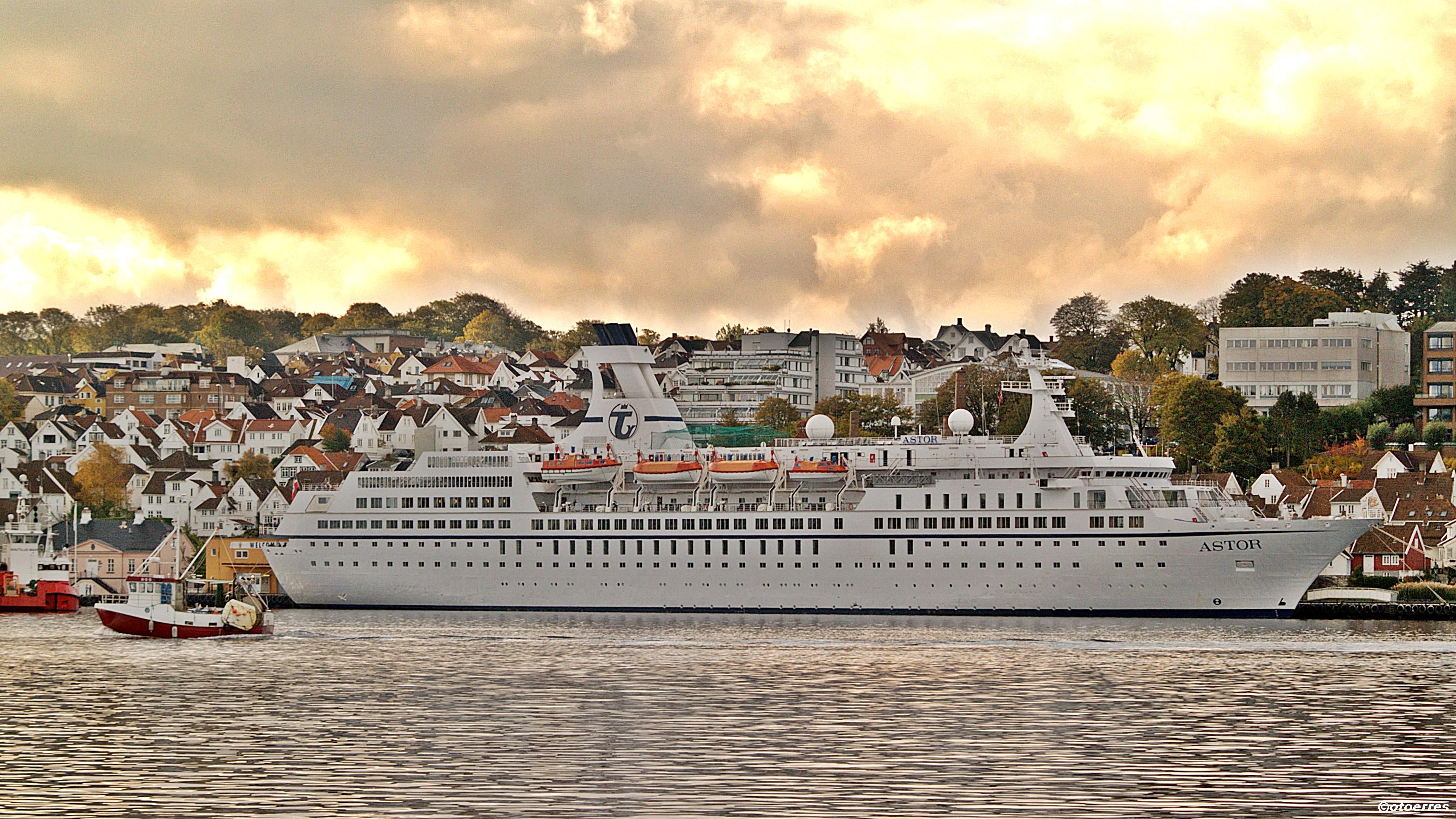 MS Astor -Cruiseskip - Tyskland - Bahamas -©otoerres