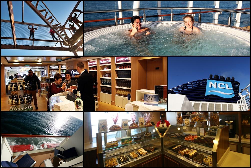 Norwegian Getaway - cruiseskip