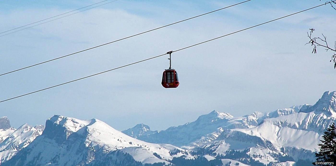 Skiheis i Sveits - Luzern - pilatus