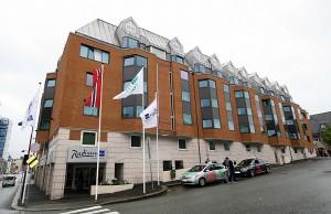 Raadisson Blu Royal Hotel Stavanger (bilde ©otoerres)