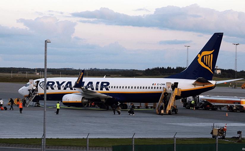 Opprinnelig Ryanair har startet priskrigen: 138 kroner fra Oslo-Gardermoen til YI-65