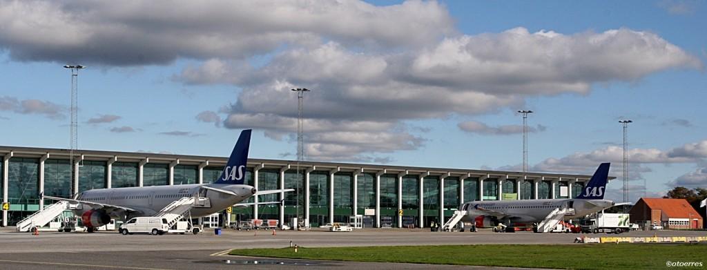 Aalborg lufthavn - SAS