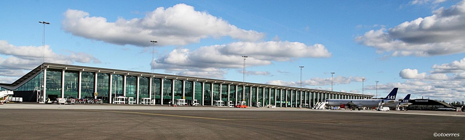 Danmar - Aalborg lufthavn - SAS - Airbus