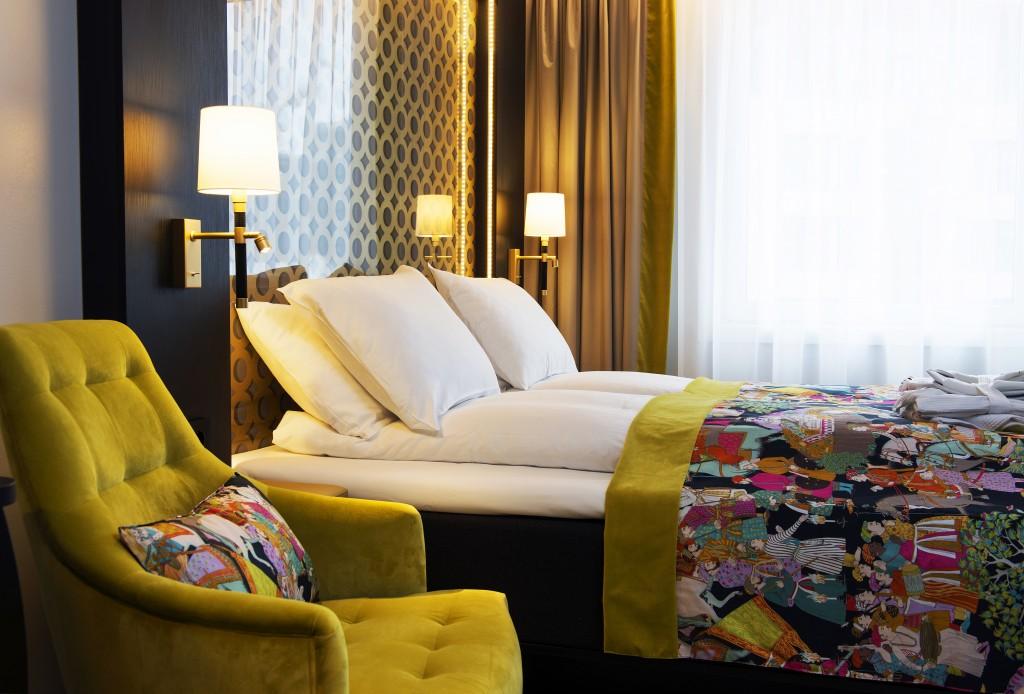 Thon Hotel Rosenkrantz Oslo - Dobbeltrom
