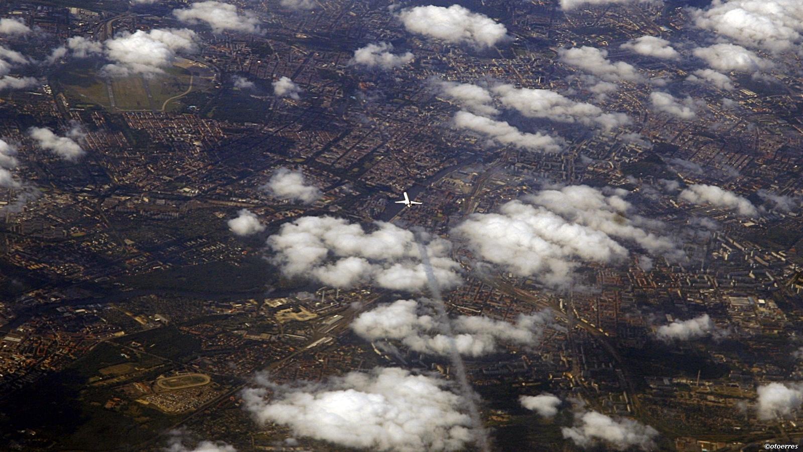 Berlin - Flyfoto - Tyskland