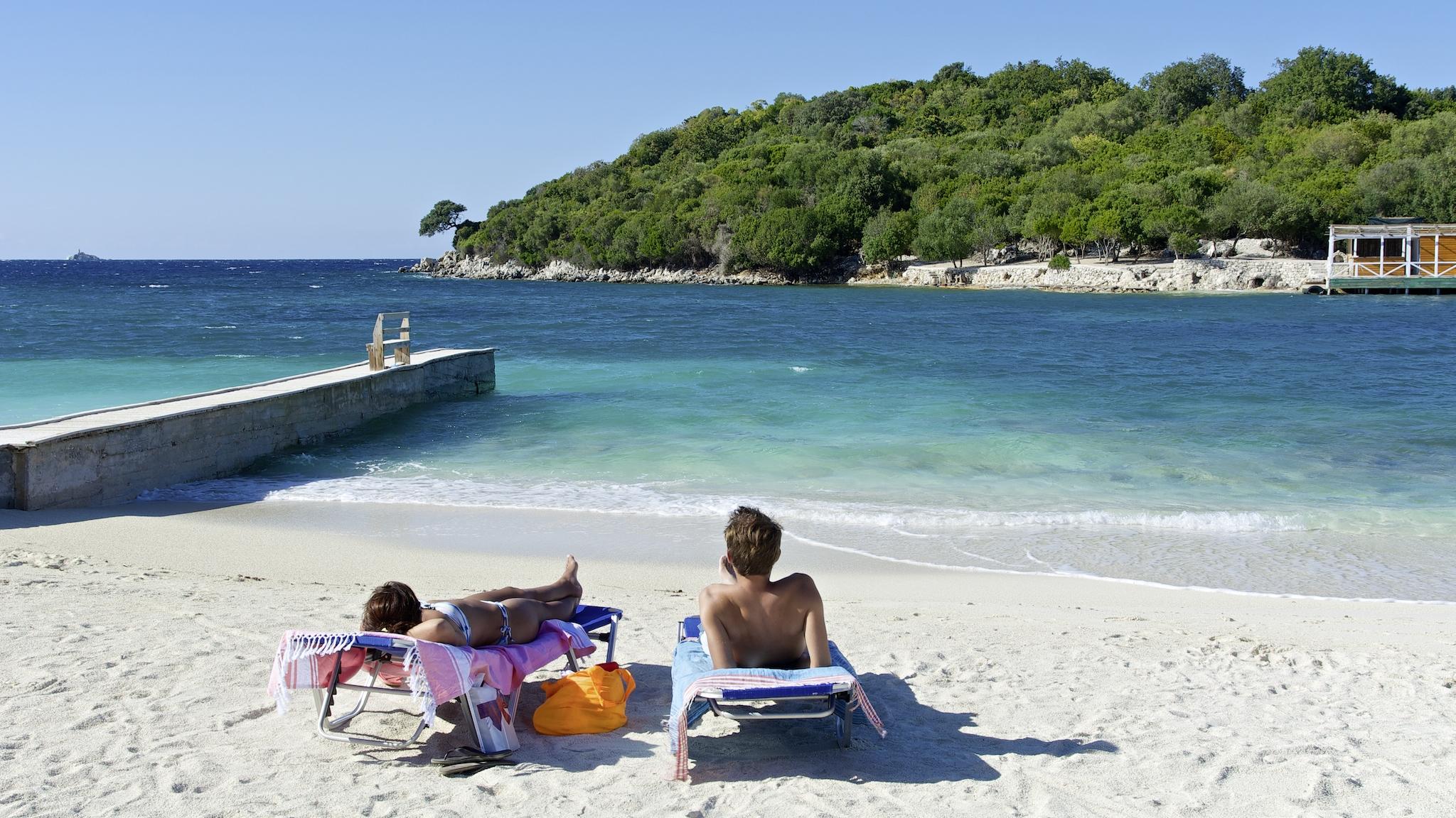 Ksamil Beach - Saranda - Albania