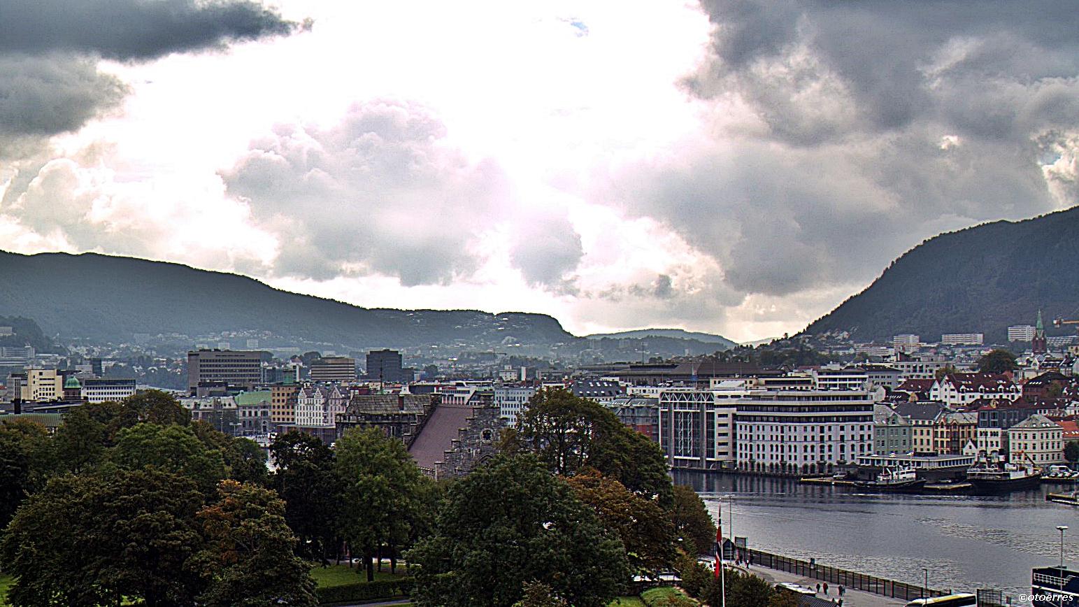 Bergen - september 2014
