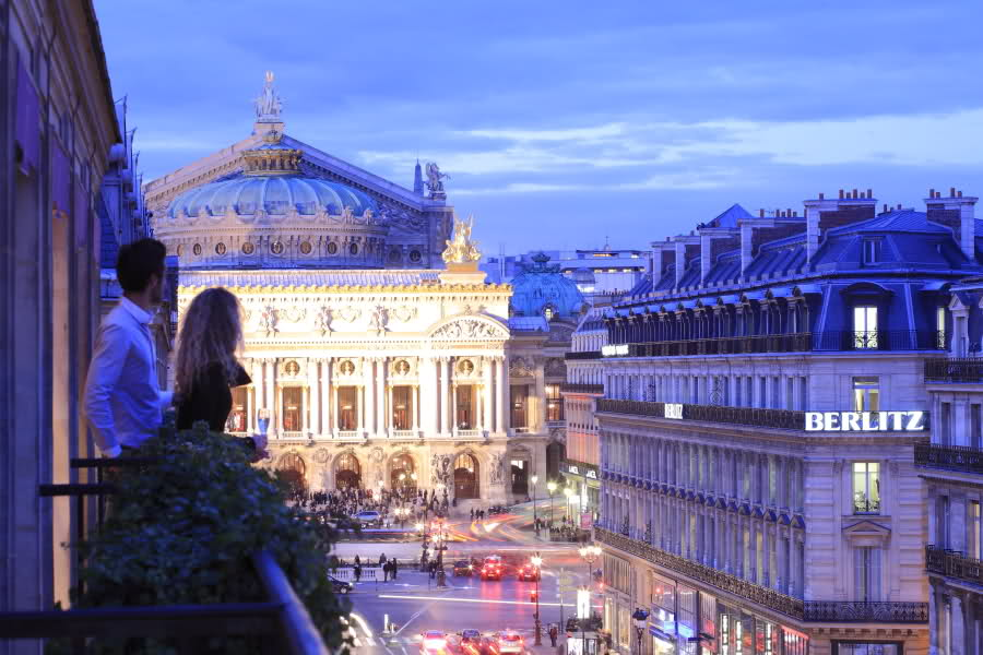Hotell Edouard 7 - Paris - Frankrike