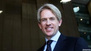 Eivind Roald er kommersiell direktør i SAS (foto: ©otoerres)