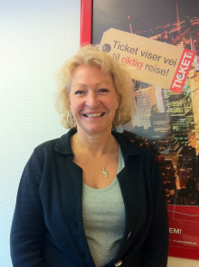 Ellen Wolff Andresen (ticket)