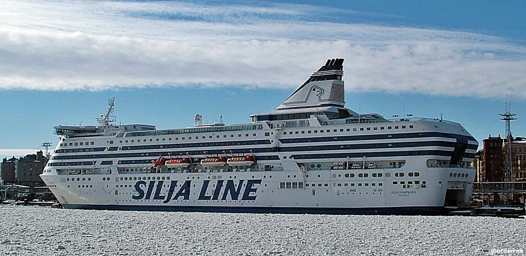 Tallink - Silja Line - Silja Symphony - Helsingfors