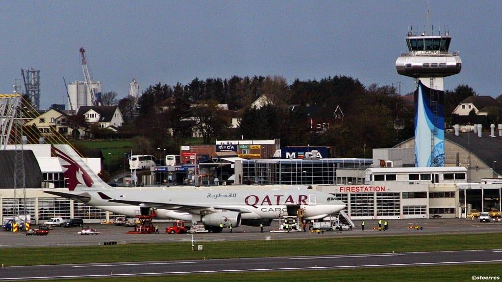 Qatar Airways på Sola