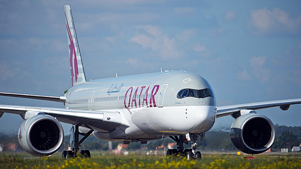 Qatar Airways - Airbus A 350 XWB