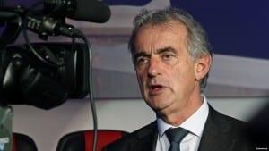 Air France-sjef Frédéric Gagey la frem en tøff spareplan (©otoerres)
