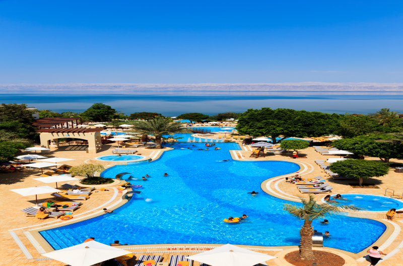 dødehavet basseng jordan