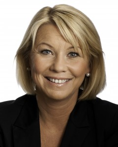 Monica Mæland (Foto Hans Jørgen Brun)