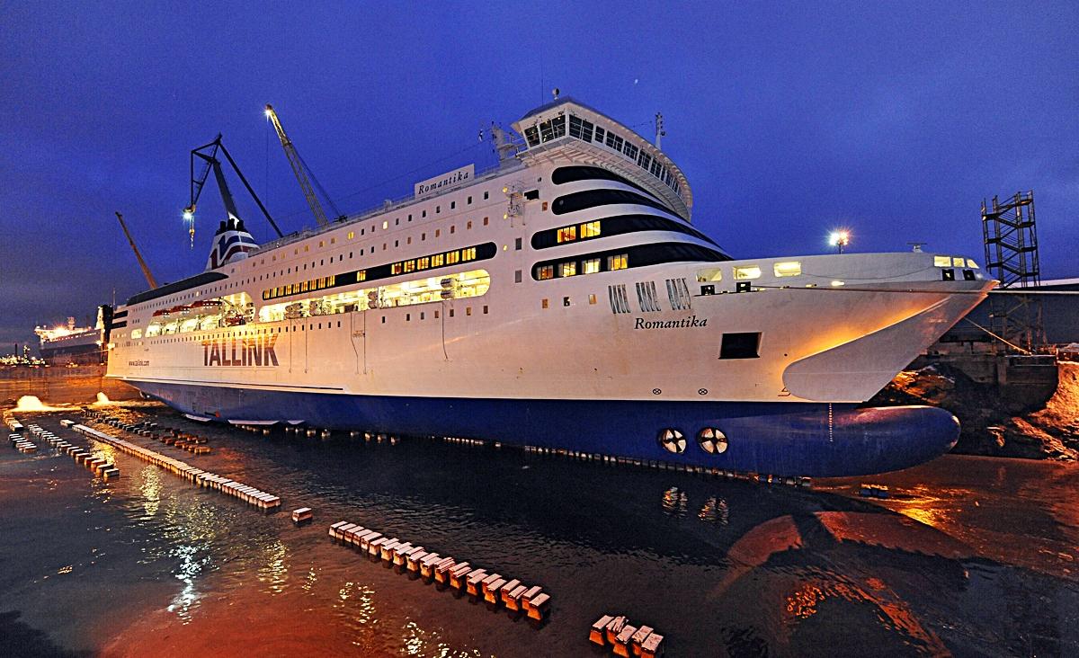 MS Romatika - Tallink - 2015