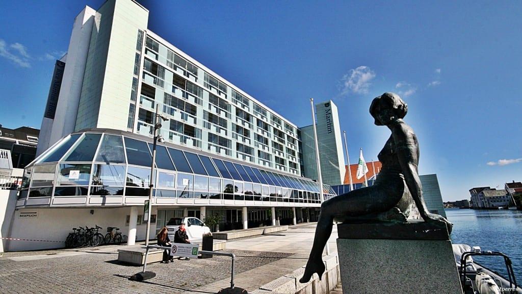 Hotel Maritim - Scandic - Rica - Haugesund
