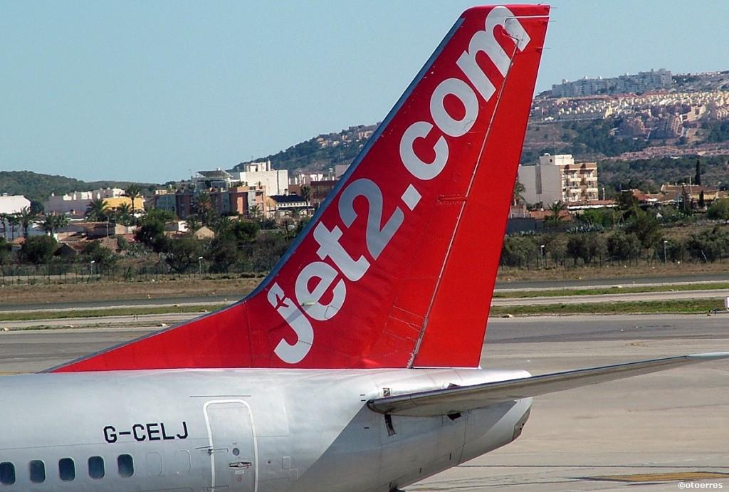Jet2com - Boeing 737 - Alicante - Costa Blanca - Spania