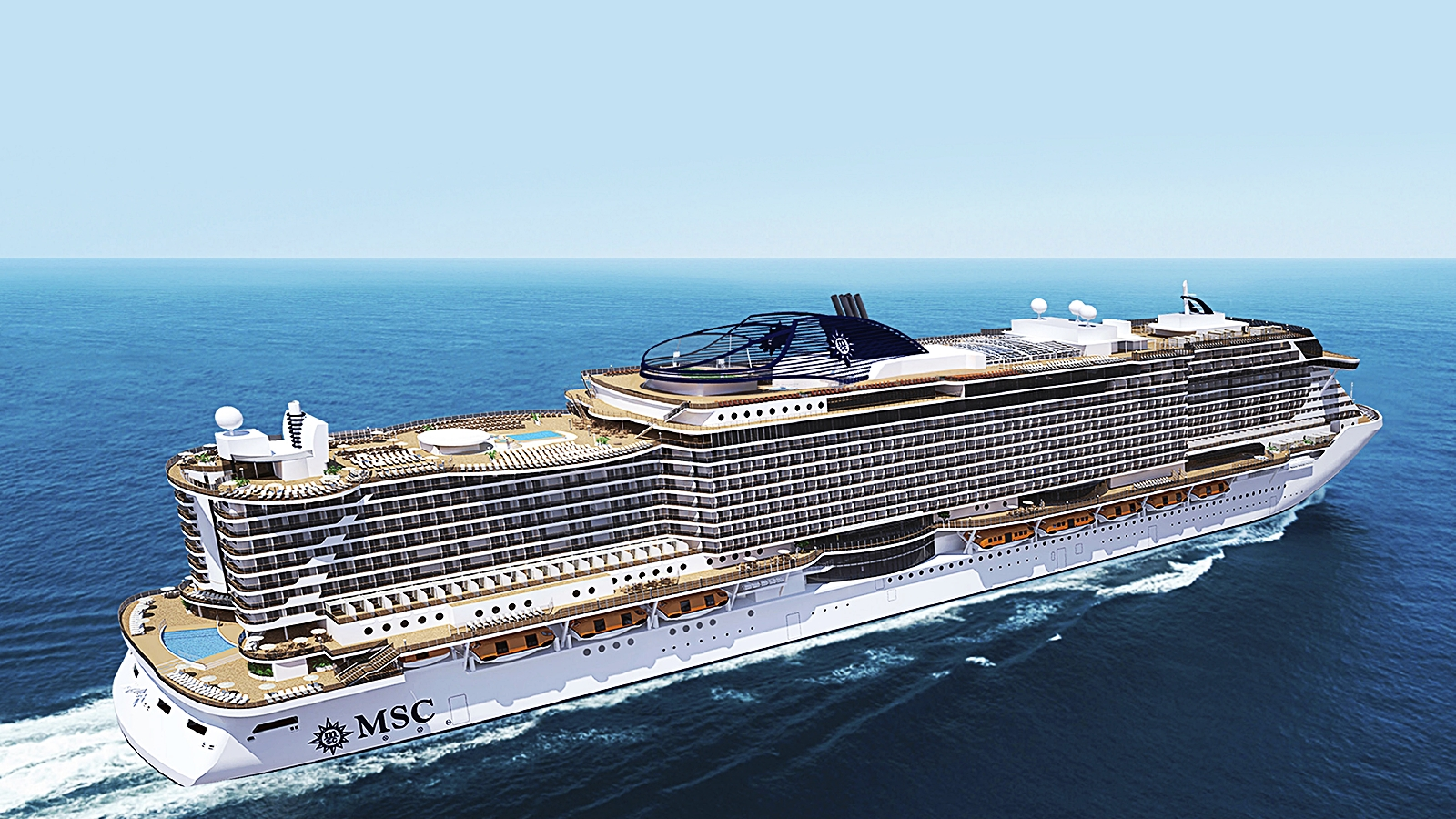 MSC Cruises Open Sales For Seaview The Second Of