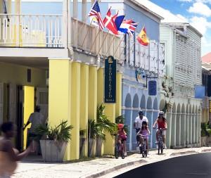 Fra St. Croix i Dansk Vestindien (Atlanticlink.net)