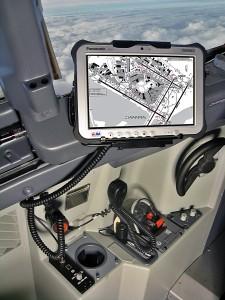 Panasonic Toughpad FZ-G1 i cockpit (panasonic.com)