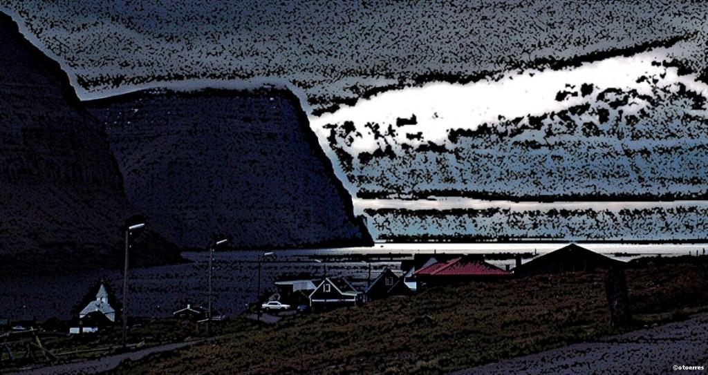 Vidareide - Færøyene - (©otoerres)