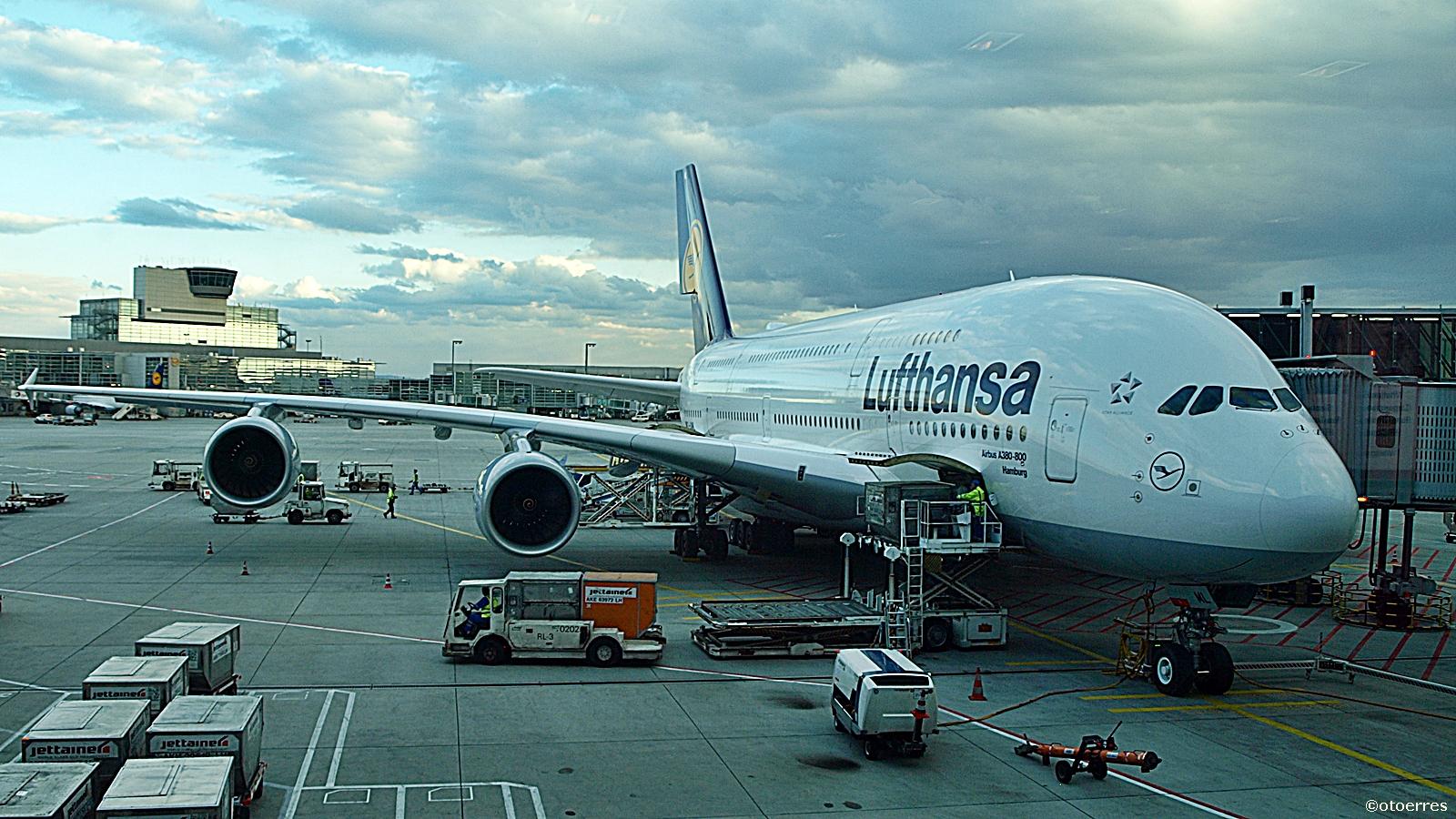 Frankfurt flyplass