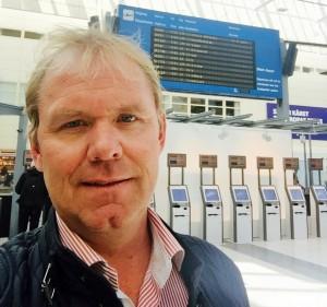 Finn Vetle Hansen er leder i G Travel, Kristiansand (gtravel.no)