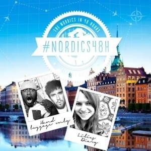 #Nordics48h