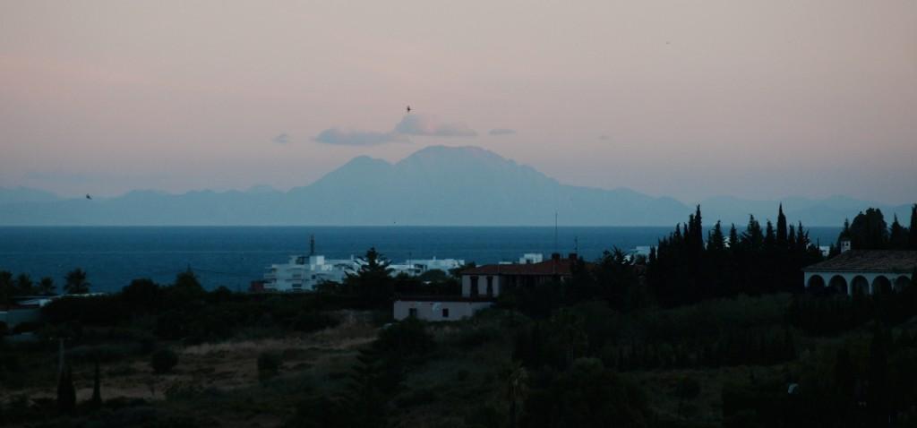 Costa del sol - Estepona - Spania -Afrika