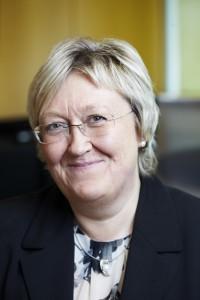 Statsråd Elisabeth Aspaker (Foto: Paul Paiewonsky)