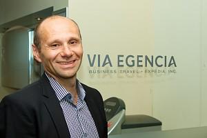 Rune Feltman (VIA Egencia)