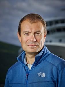 Arild Kaale (KL Hurtigruten)