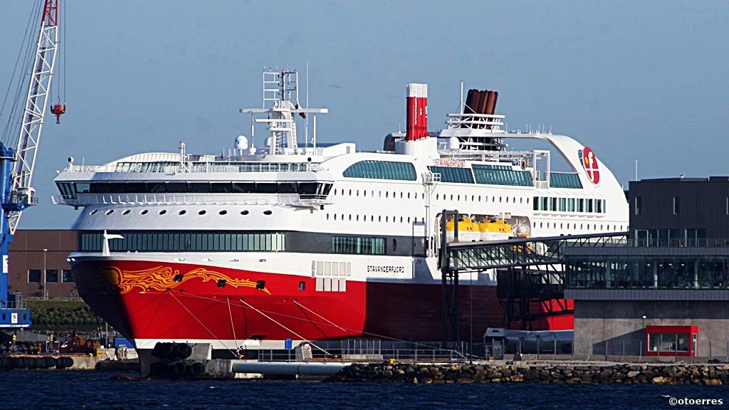 nyttårscruise fjordline 2018