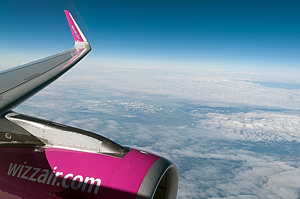 Wizz Air - Airbus A 320