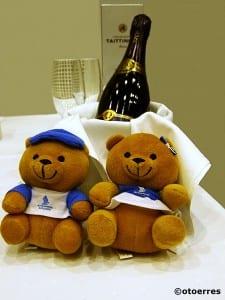 """""""Champagnespesialisten"""" Singapore Airlines er en trofast gjest under Carica sine årlige cruisetreff (©otoerres)"""