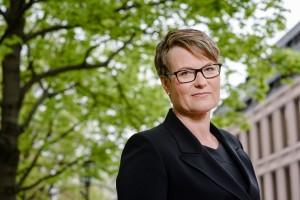 Klima- og miljøminister Tine Sundtoft (Foto: Bjørn Stuedal)