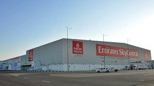 Emirates SkyCentral vil styrke Dubai som fremtidens frakt- og logistikkhovedstad (EK)