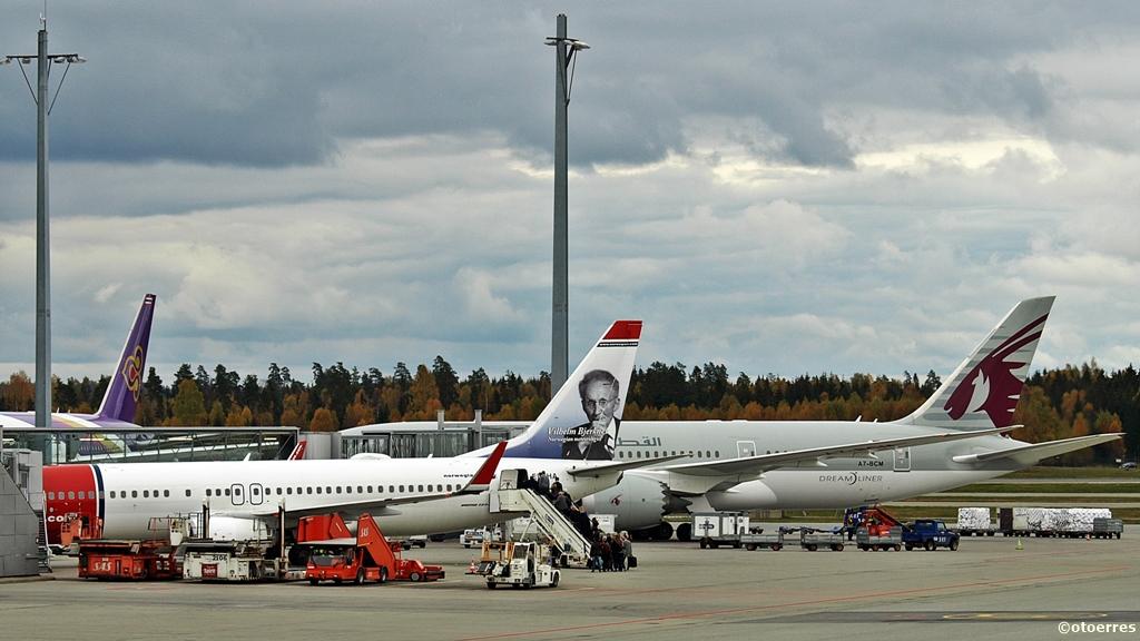 Oslo lufthavn - Gardermoen