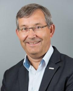Øyvind Hasaas - administrerende direktør ved Oslo Lufthavn. (Foto: Oslo Lufthavn AS / Espen Solli)