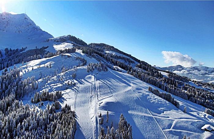 Skistar - St. Johann - Tyrol - Østerrike