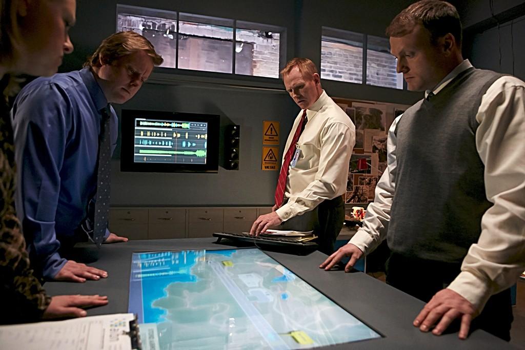 Stordulykken 2006 - Flyhavarikommisjonen - National Geographic