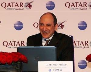 Akbar Al Baker (QA)
