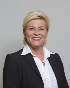 Finansminister Siv Jensen fra Fremskrittspartiet (Rune Kongsro)